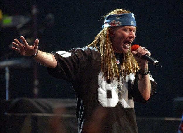 Axl Rose jako jedyny pozostał z oryginalnego składu Guns N'Roses - fot. Frank Micelotta/ImageDirect /Getty Images/Flash Press Media