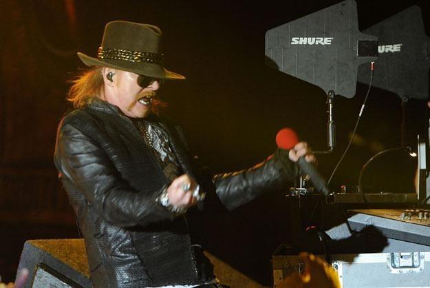 Axl Rose nigdy nie przejmował się fanami fot. Jason Merritt /Getty Images/Flash Press Media