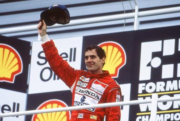 Ayrton Senna / Fot: imago sportfotodienst /East News