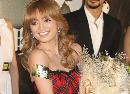 Ayumi Hamasaki - fot. MN Chan /Getty Images/Flash Press Media