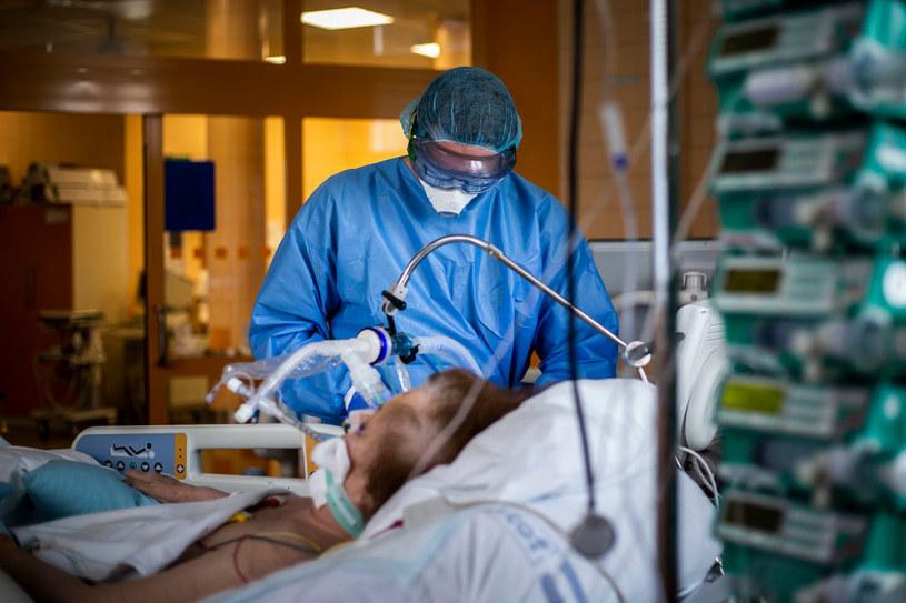 Aż 2988 nowych przypadków koronawirusa potwierdzono w ciągu ostatniej doby w Wielkiej Brytanii, zdj. ilustracyjne /Gabriel Kuchta /Getty Images