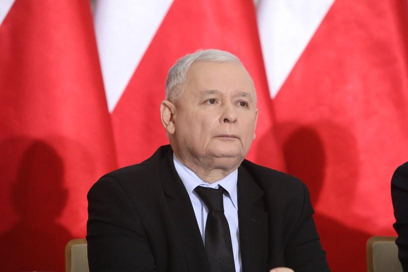 Aż 30 proc. Polaków nie widzi wśród opozycyjnych polityków rywala dla Jarosława Kaczyńskiego /Stanisław  Kowalczuk /East News