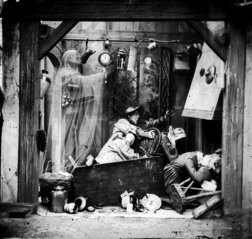 Aż do XIX wieku zjawiska nadprzyrodzone przypisywano siłom nieczystym... /Getty Images