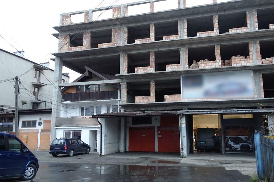 Aż nie chce się wierzyć, że taki budynek naprawdę istnieje /Przemysła Błaszczyk /RMF MAXXX