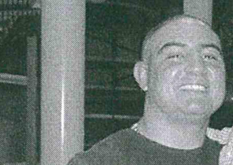 Azeddine Oudriss, podejrzewany o uprowadzenie 10-letniego syna /Policja