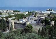 Azerbejdżan: Baku, mury obronne /Encyklopedia Internautica