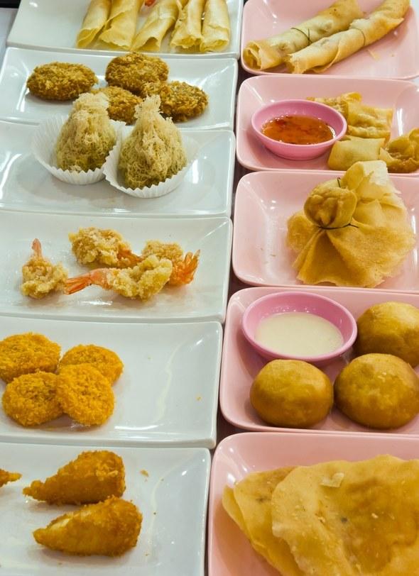 Azjatycka kuchnia pełna jest pysznych mini przekąsek /© Panthermedia