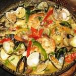 Azjatycka Paella