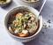 Azjatycka zupa z kurczakiem i makaronem