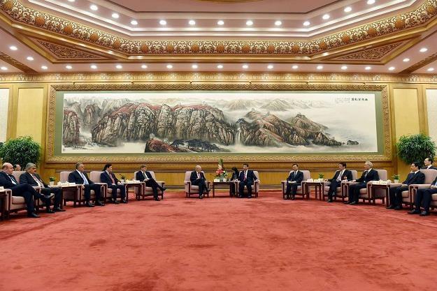 Azjatycki Bank Inwestycji Infrastrukturalnych to nowa chińska inicjatywa /AFP
