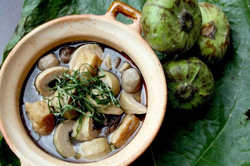 Azjatyckie dania wegetariańskie kuszą smakiem i wyglądem /123RF/PICSEL