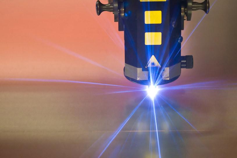 Azotek galu wykorzystywany jest w technologii Blu-ray (tzw. niebieskim laserze) /123RF/PICSEL