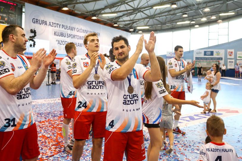 Azoty Puławy /Damian Kujawa /Newspix