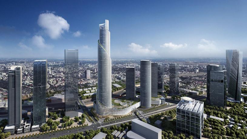Azrieli Tower, /materiały prasowe