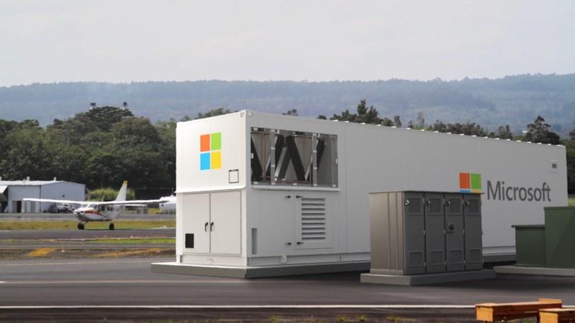 Azure Modular Datacenter /materiały prasowe