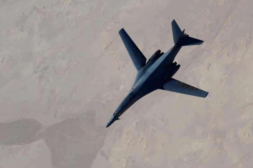 B-1B Lancer będzie jeszcze latać /AFP