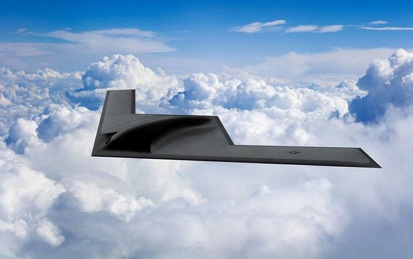 B-21 na grafice producenta /materiały prasowe