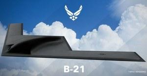B-21 - strategiczny bombowiec dalekiego zasięgu
