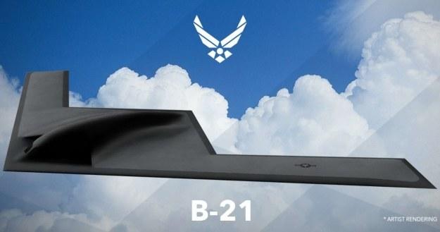B-21 /materiały prasowe