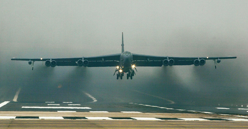 B-52, zdjęcie ilustracyjne /Getty Images