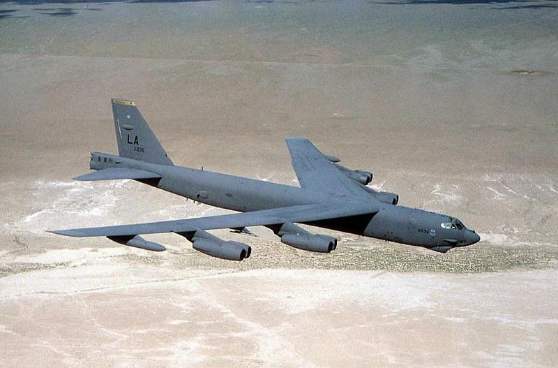 B-52H. Fot. US Air Force /Wikipedia
