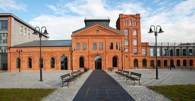 B. fabryka Grohmana w Łodzi. Fot. ANDRZEJ ZBRANIECKI /Agencja SE/East News