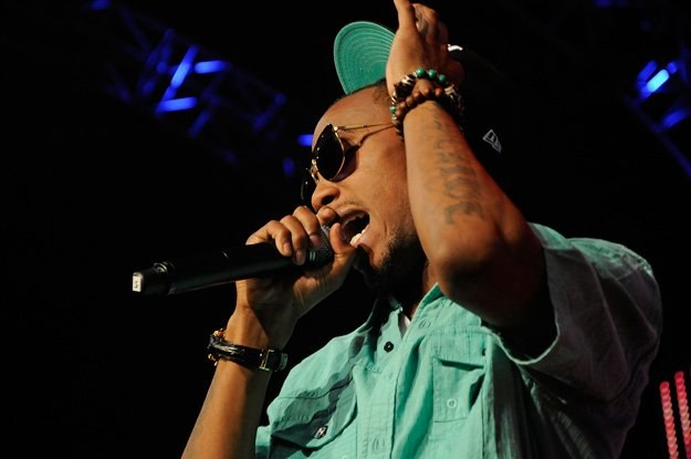B.o.B.: Najważniejszy hiphopowy debiut 2010 roku? - fot. Michael Tullberg /Getty Images/Flash Press Media