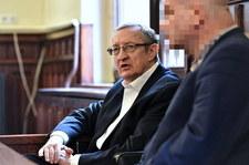 B. senator Józef Pinior skazany za poświadczenie nieprawdy