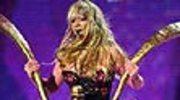 B. Spears: Problemy ze stopami