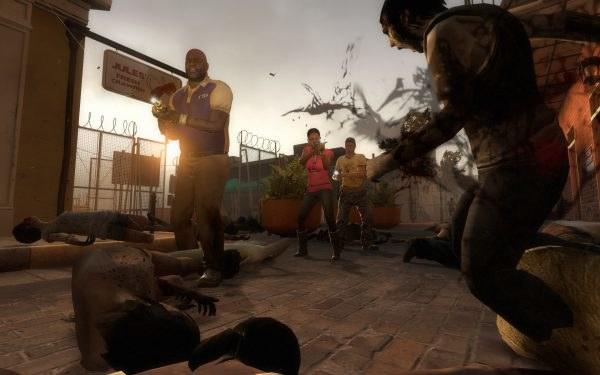 Baaaaanzaaaaaiiiii! - chciał krzyknąć zombiak, ale nie zdążył, trafiony w potylicę z shotguna /Informacja prasowa