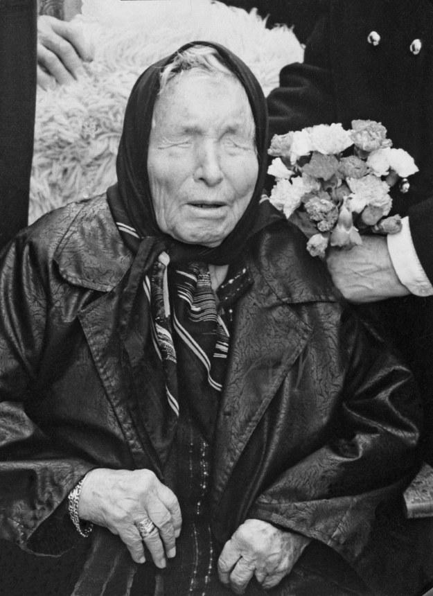 Baba Wanga zwana była także Nostradamusem Bałkanów /PAP/ITAR-TASS
