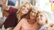 Babcia, mama, córka. Wsparcie przez pokolenia