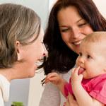 Babcia - najbardziej wykorzystywany członek rodziny