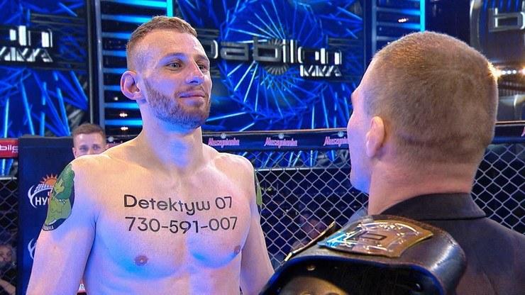 Babilon Boxing Show: Daniel Rutkowski zmierzy się z Dawidem Śmiełowskim /Polsat Sport