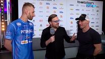 Babilon Boxing Show. Dlaczego Daniel Rutkowski i Dawid Śmiełowski zgodzili się na walkę w boksie? (POLSAT SPORT). Wideo