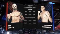 Babilon Boxing Show. Jan Lodzik - Agustin Kucharski - skrót walki (POLSAT SPORT). WIDEO