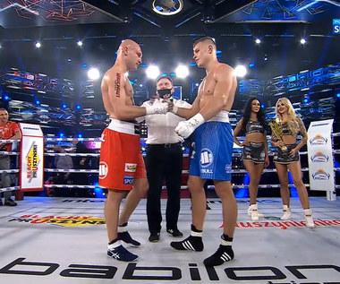 Babilon Boxing Show. Łukasz Puczyński - Milan Kratochvila. Walka zakończyła się remisem (POLSAT SPORT). Wideo