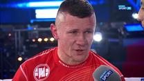 Babilon Boxing Show. Rafał Jackiewicz: Po następnej walce kończę karierę (POLSAT SPORT). Wideo