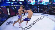 Babilon MMA 18. Co za nokaut! 13 sekund i po walce! (Polsat Sport). wideo