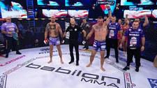 Babilon MMA 18. Maciej Smokowski - Paweł Dziuba. Pojedynek debiutantów (Polsat Sport). wideo