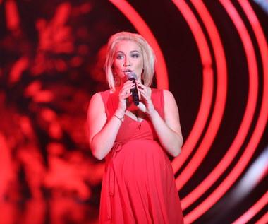 Baby Full: Nikola Świerzyńska w zaawansowanej ciąży na Festiwalu Muzyki Tanecznej w Kielcach