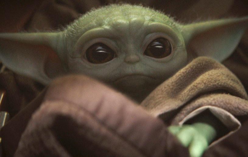 Baby Yoda /Lucasfilm/Disney/Kobal/REX Features /East News