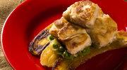 Bacalhau com banana, czyli dorsz z bananami