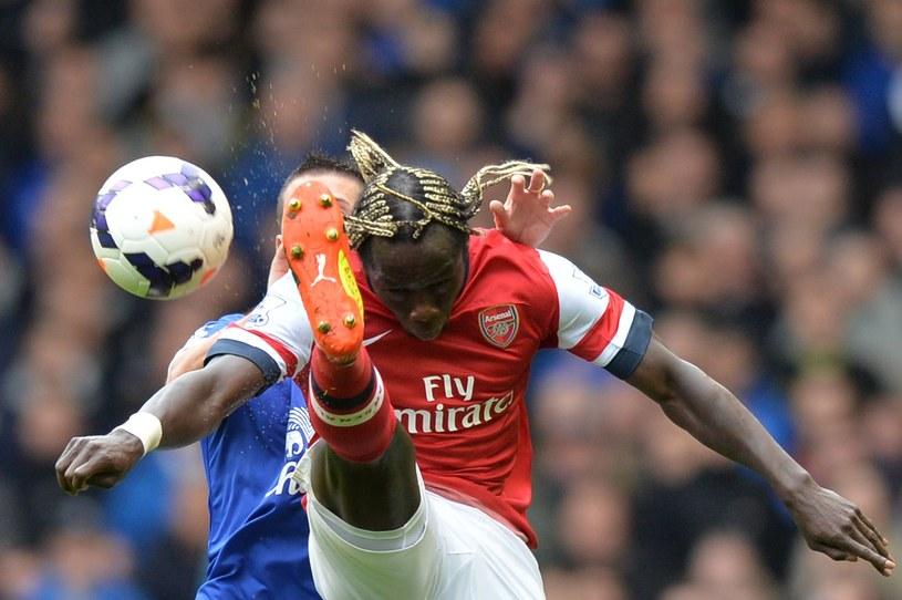Bacary Sagna /AFP