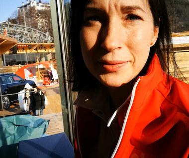 Bachleda-Curuś o powrocie po przerwie. Wideo