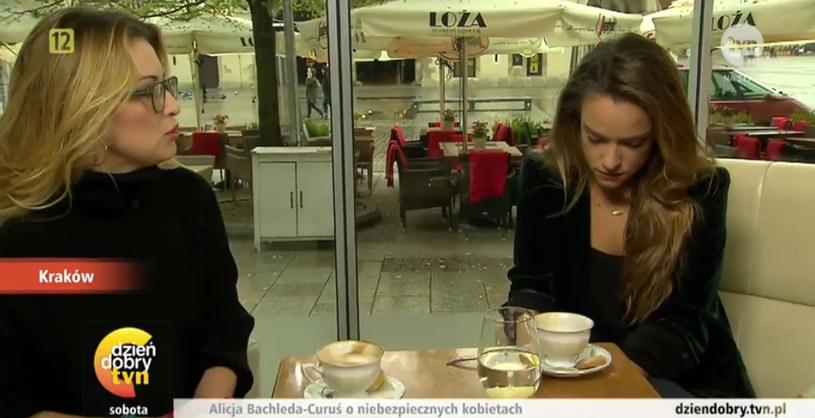 Bachleda-Curuś potwierdziła, że otrzymała obywatelstwo amerykańskie /Dzień Dobry TVN /TVN