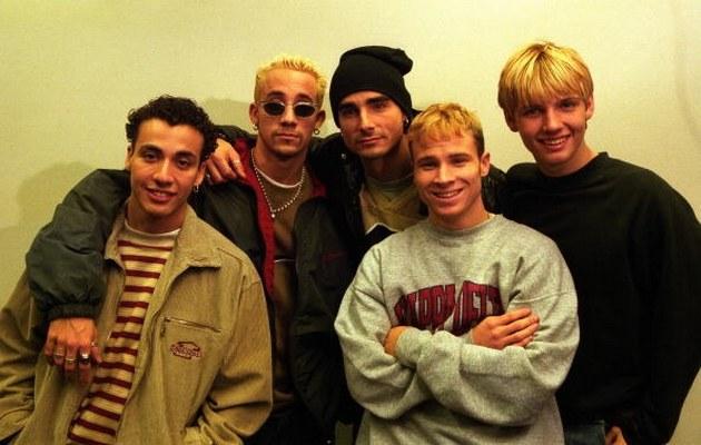 Backstreet Boys na początku kariery /- /Getty Images