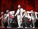 Backstreet Boys /AFP