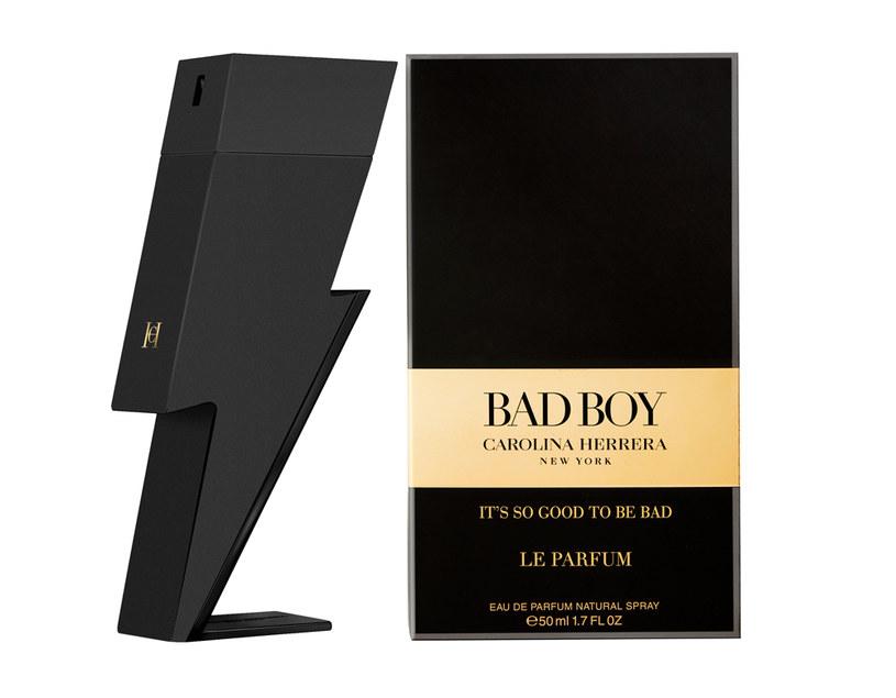 Bad Boy Le Parfum, Carolina Herrera /materiały prasowe
