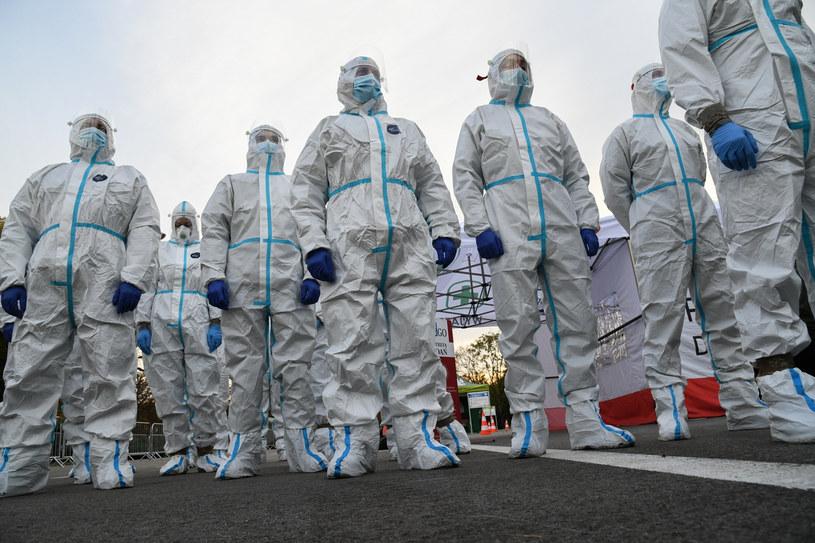 Badacze: Pora, by zastanowić się, jak unikać kolejnych epidemii / Jacek Dominski /REPORTER /Reporter